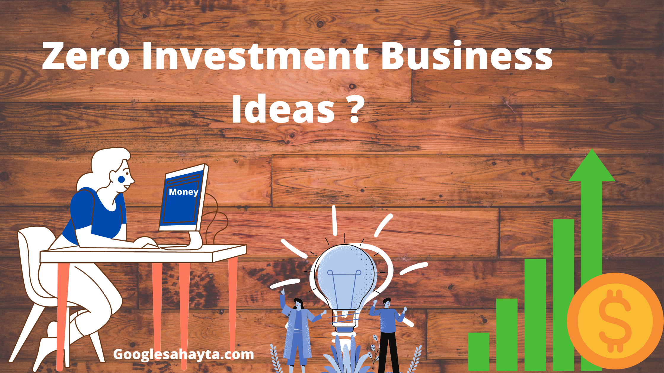Zero-Investment-Business-Ideas